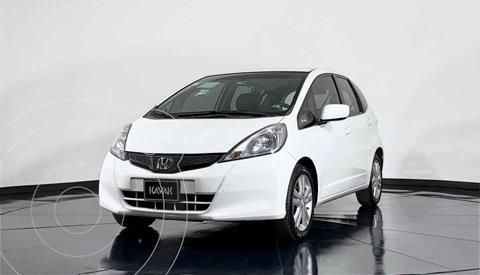 Honda Fit EX 1.5L CVT usado (2014) color Blanco precio $159,999