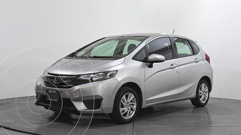 Honda Fit Fun 1.5L usado (2016) color Plata Dorado precio $166,000