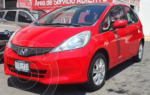 Honda Fit LX 1.5L  usado (2013) color Rojo precio $135,000