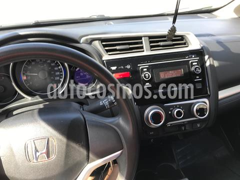 Honda Fit Cool 1.5L usado (2015) color Plata precio $115,000