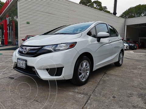 Honda Fit Fun 1.5L usado (2016) color Blanco precio $189,000
