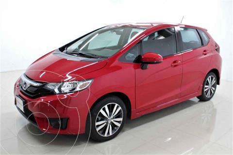 Honda Fit Hit 1.5L Aut usado (2017) color Rojo precio $225,000