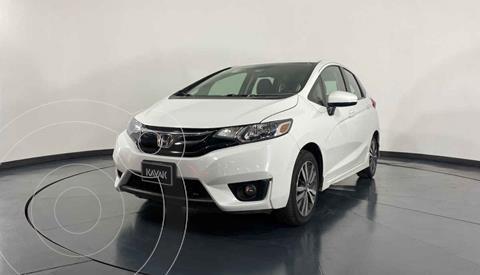 Honda Fit Hit 1.5L Aut usado (2016) color Blanco precio $192,999