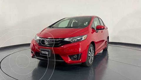 Honda Fit Hit 1.5L Aut usado (2016) color Rojo precio $197,999