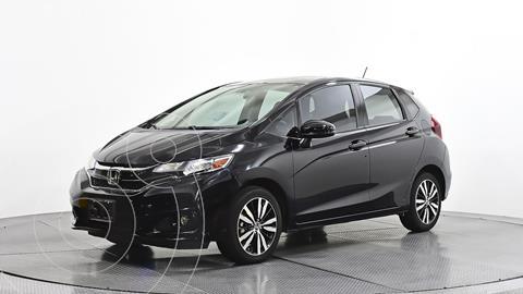 Honda Fit Hit 1.5L Aut usado (2018) color Negro precio $246,683