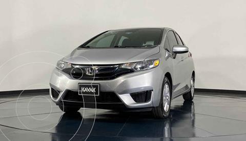 Honda Fit Hit 1.5L Aut usado (2016) color Gris precio $207,999