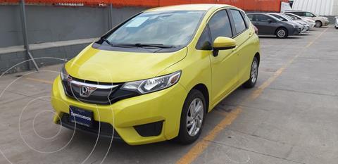 Honda Fit Fun 1.5L usado (2015) color Oro precio $179,000