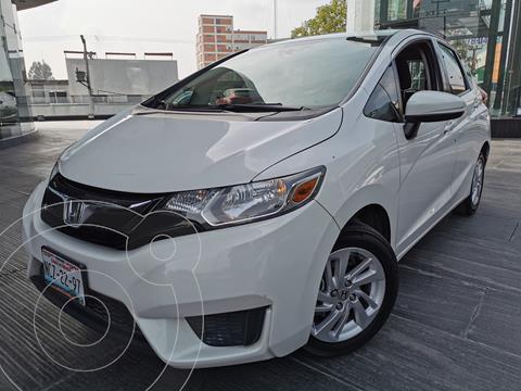 Honda Fit Fun 1.5L usado (2016) color Blanco Marfil precio $190,000