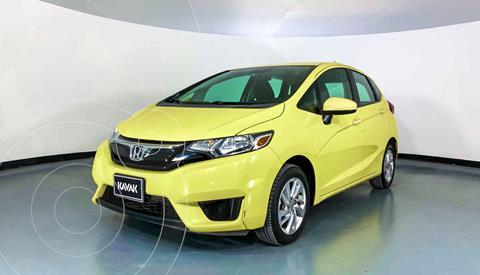 Honda Fit Fun 1.5L usado (2016) color Amarillo precio $182,999