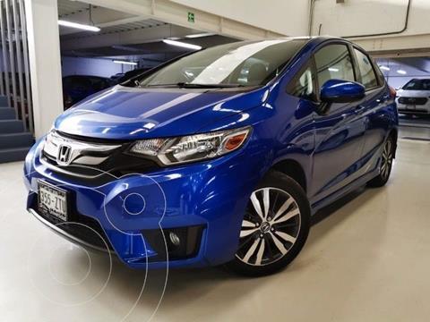 Honda Fit Hit 1.5L Aut usado (2015) color Azul precio $194,100