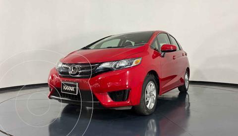 Honda Fit Fun 1.5L usado (2015) color Rojo precio $162,999