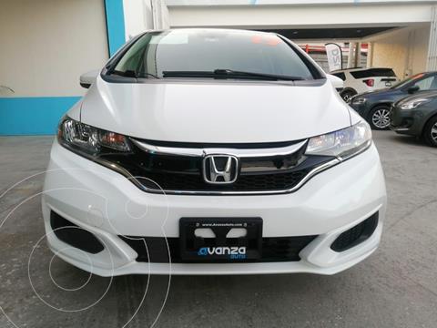 Honda Fit Fun 1.5L usado (2019) color Blanco precio $251,000