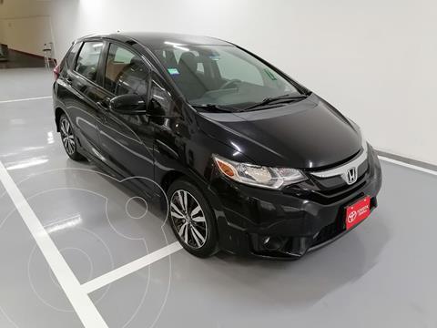 Honda Fit Hit 1.5L Aut usado (2017) color Negro precio $207,000