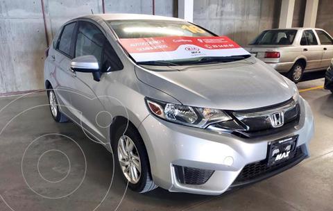 Honda Fit Fun 1.5L usado (2016) color Plata Dorado precio $184,000