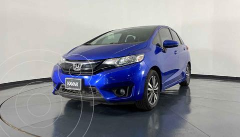 Honda Fit Hit 1.5L Aut usado (2016) color Azul precio $192,999