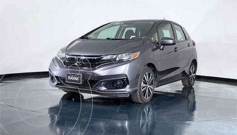 Honda Fit Hit 1.5L Aut usado (2019) color Gris precio $289,999