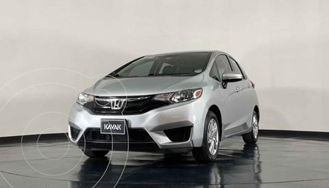 Honda Fit Fun 1.5L usado (2015) color Plata precio $179,999