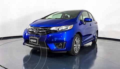 Honda Fit Hit 1.5L Aut usado (2016) color Azul precio $194,999