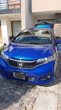 Honda Fit Hit 1.5L Aut usado (2018) color Azul precio $220,000