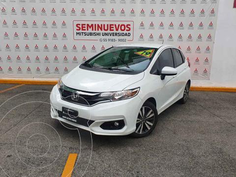Honda Fit Hit 1.5L Aut usado (2019) color Blanco precio $260,000