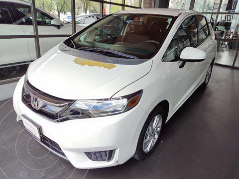 Honda Fit Fun 1.5L usado (2017) color Blanco Marfil precio $195,000