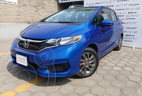 Honda Fit Fun 1.5L usado (2019) color Azul precio $239,000
