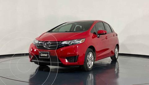 Honda Fit Fun 1.5L usado (2016) color Rojo precio $179,999