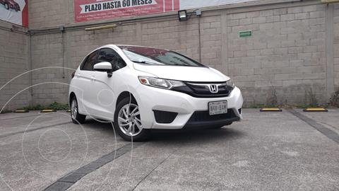 Honda Fit Fun 1.5L usado (2015) color Blanco precio $178,000