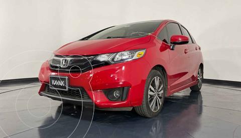 Honda Fit Hit 1.5L Aut usado (2015) color Rojo precio $172,999