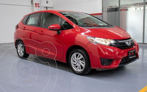 Honda Fit Fun 1.5L usado (2016) color Rojo precio $204,900