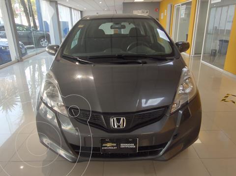 Honda Fit LX 1.5L CVT usado (2013) color Gris precio $130,000