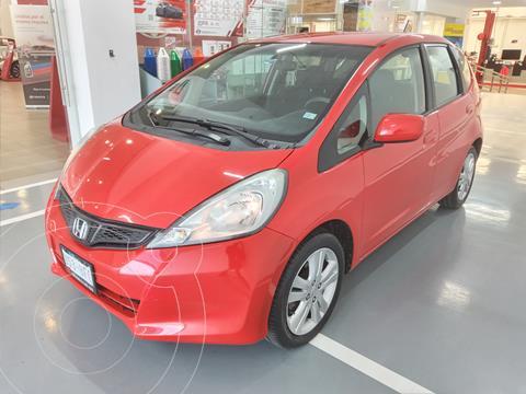 Honda Fit EX 1.5L Aut usado (2013) color Rojo Rally precio $175,000