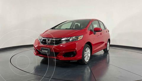 Honda Fit Fun 1.5L usado (2019) color Rojo precio $247,999