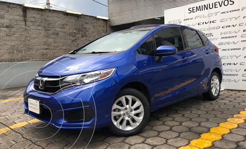 Honda Fit Fun 1.5L usado (2019) color Azul precio $259,999