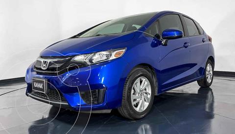 Honda Fit Fun 1.5L Aut usado (2017) color Azul precio $212,999