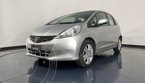 Honda Fit EX 1.5L CVT usado (2014) color Plata precio $157,999
