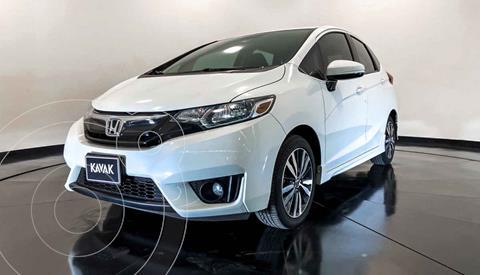 Honda Fit Hit 1.5L Aut usado (2017) color Blanco precio $222,999