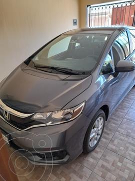 Honda Fit Fun 1.5L Aut usado (2020) color Gris precio $285,000