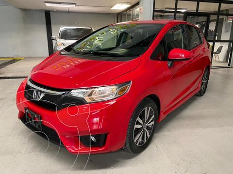Honda Fit EX 1.5L CVT usado (2016) color Rojo precio $197,000