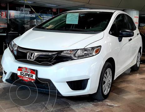 Honda Fit Cool 1.5L usado (2016) color Blanco precio $197,000