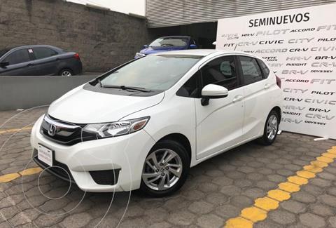 Honda Fit Fun 1.5L usado (2017) color Blanco precio $205,000