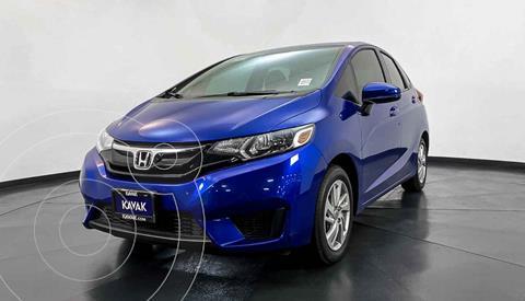 Honda Fit Fun 1.5L Aut usado (2017) color Azul precio $207,999