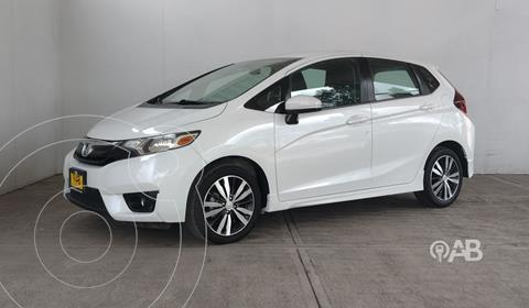Honda Fit EX 1.5L CVT usado (2017) color Blanco precio $221,000