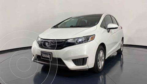 Honda Fit Fun 1.5L usado (2017) color Blanco precio $189,999