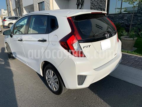 Honda Fit Cool 1.5L usado (2016) color Blanco precio $147,000