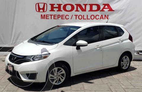 Honda Fit Fun 1.5L usado (2017) color Blanco precio $209,900