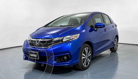 Honda Fit Hit 1.5L Aut usado (2019) color Azul precio $274,999