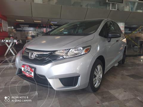 Honda Fit Cool 1.5L usado (2016) color Plata Dorado precio $165,000