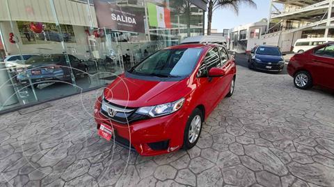 Honda Fit Fun 1.5L Aut usado (2016) color Rojo precio $175,000