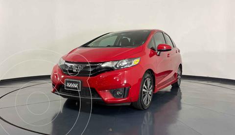 Honda Fit Hit 1.5L Aut usado (2016) color Rojo precio $189,999